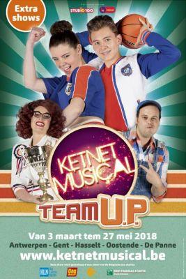 Ketnet Musical: Team U.P.