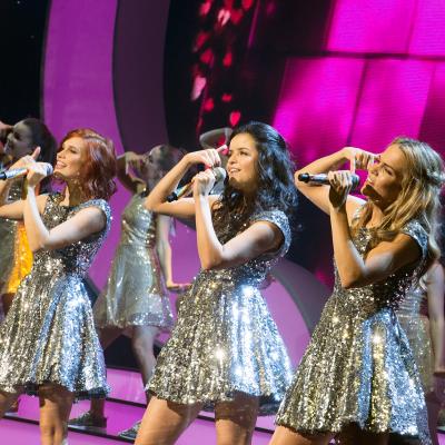 K3 in top 100 wereldwijde verkoop concerttickets