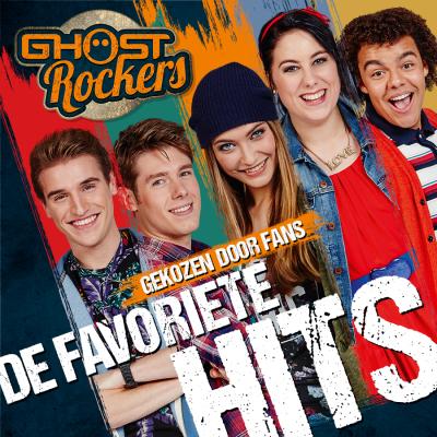 De favoriete hits, de allernieuwste cd van de Ghost Rockers!
