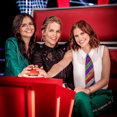 'The Voice Kids' gaat van start met K3 als Jurylid!