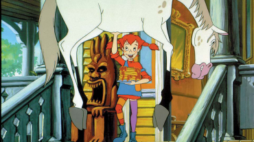 Pippi Langkous animatie