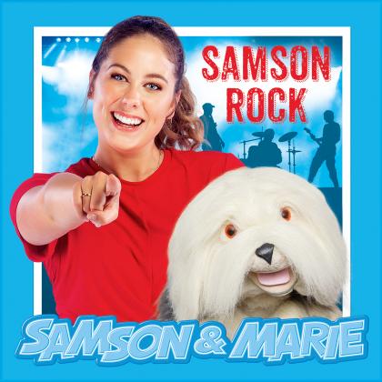 Samson & Marie - Samsonrock