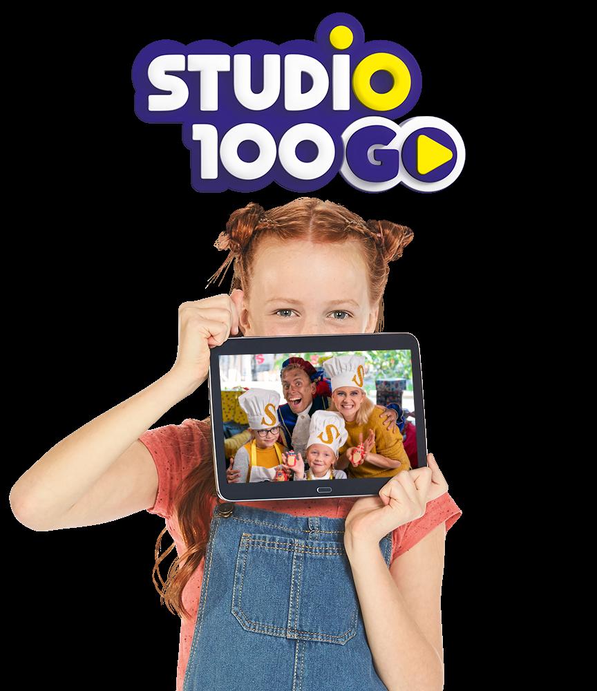 NOUVEAU! Saint-Nicolas et tralala, dans l'appli gratuite Studio 100 GO !