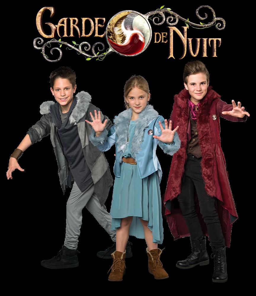 Découvre les nouveaux costumes de Garde de Nuit!