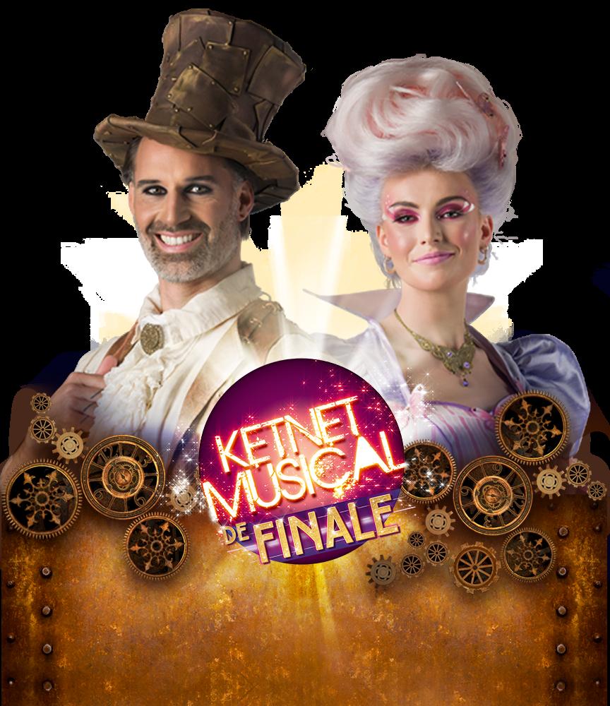 Kom naar Ketnet Musical: De Finale