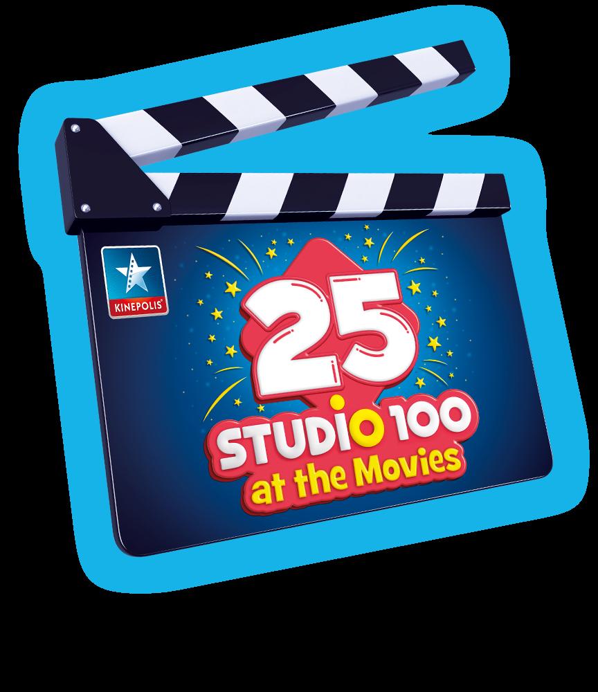 Beleef de Studio 100 nostalgie bij Kinepolis