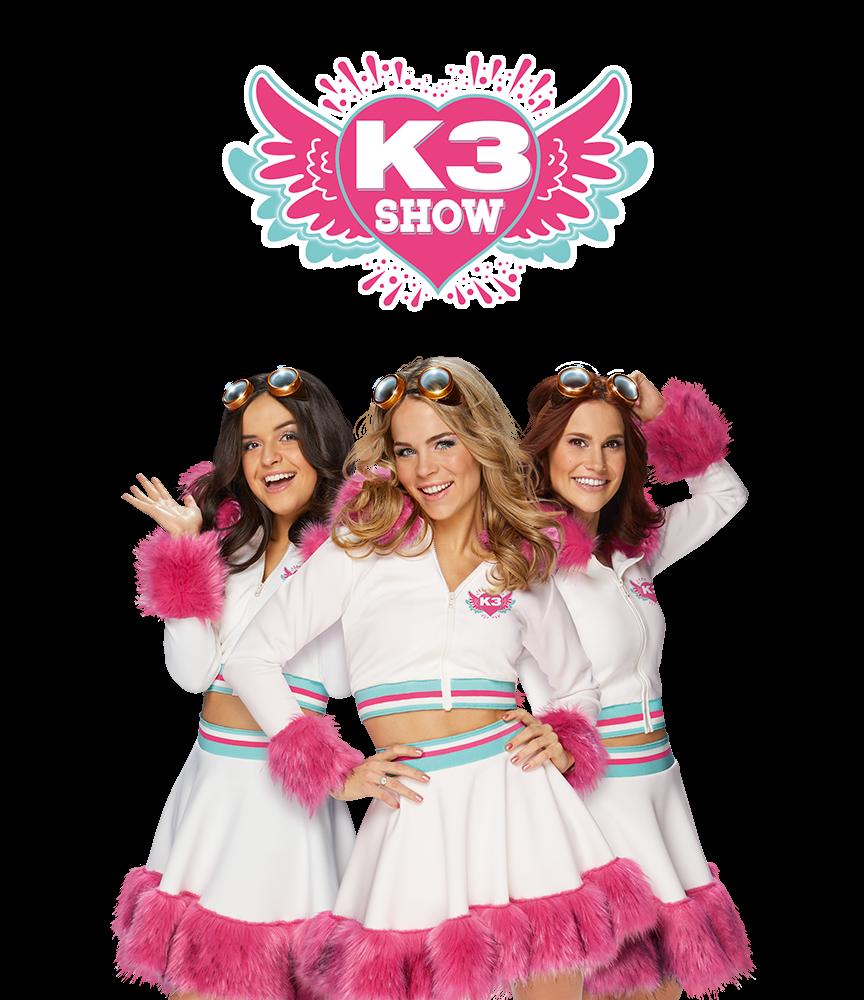 Boek nu je tickets voor de nieuwe K3 Show!