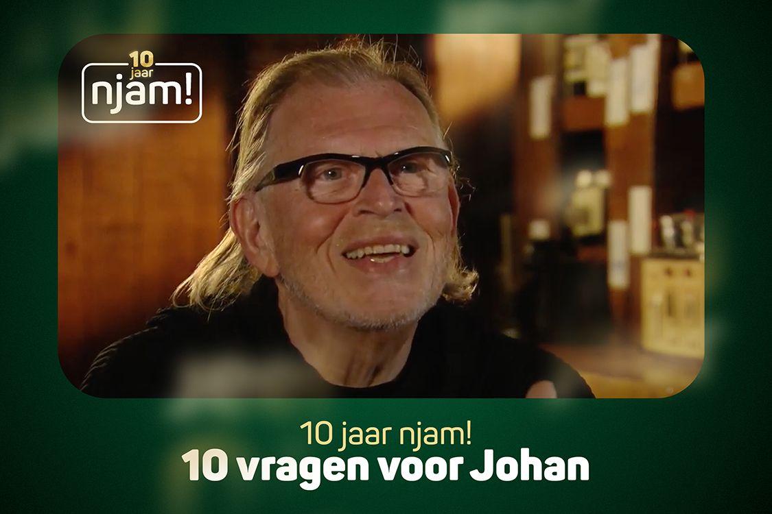 10 jaar njam!, 10 vragen voor...