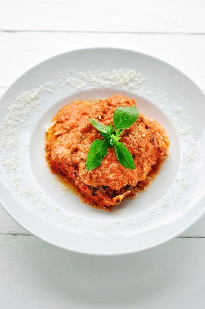 Lasagne met ragù