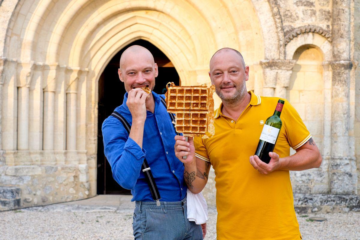 Belgium Loves Bordeaux