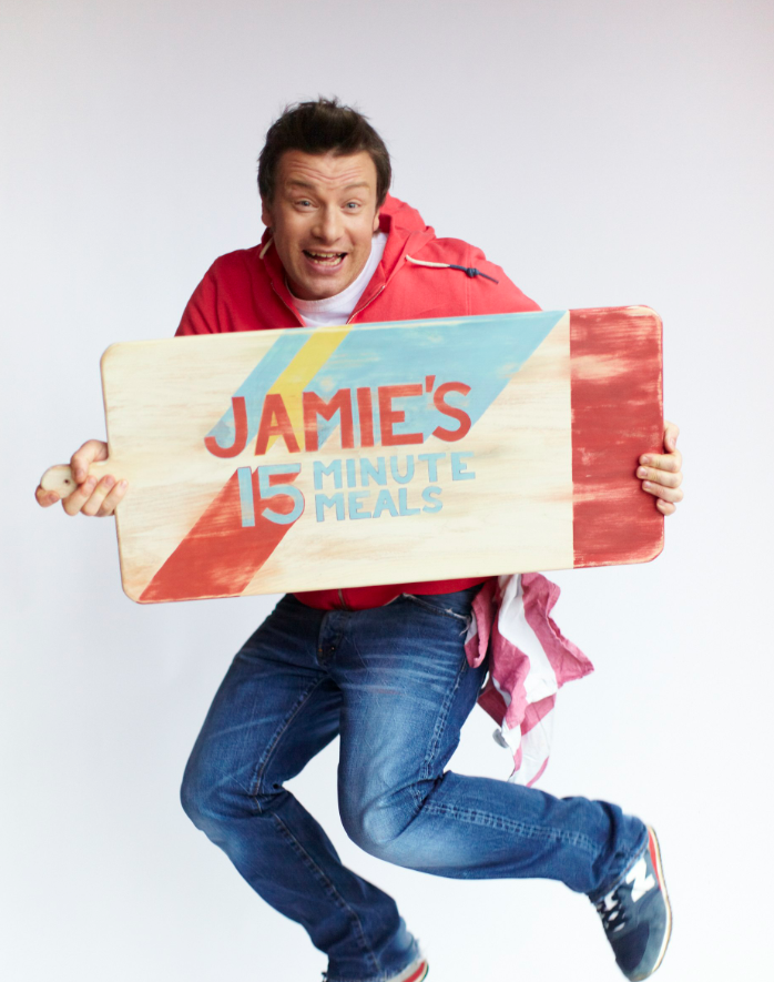 Jamie's 15' Meals