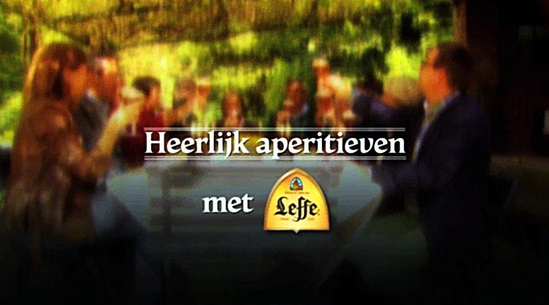 Heerlijk aperitieven met Leffe