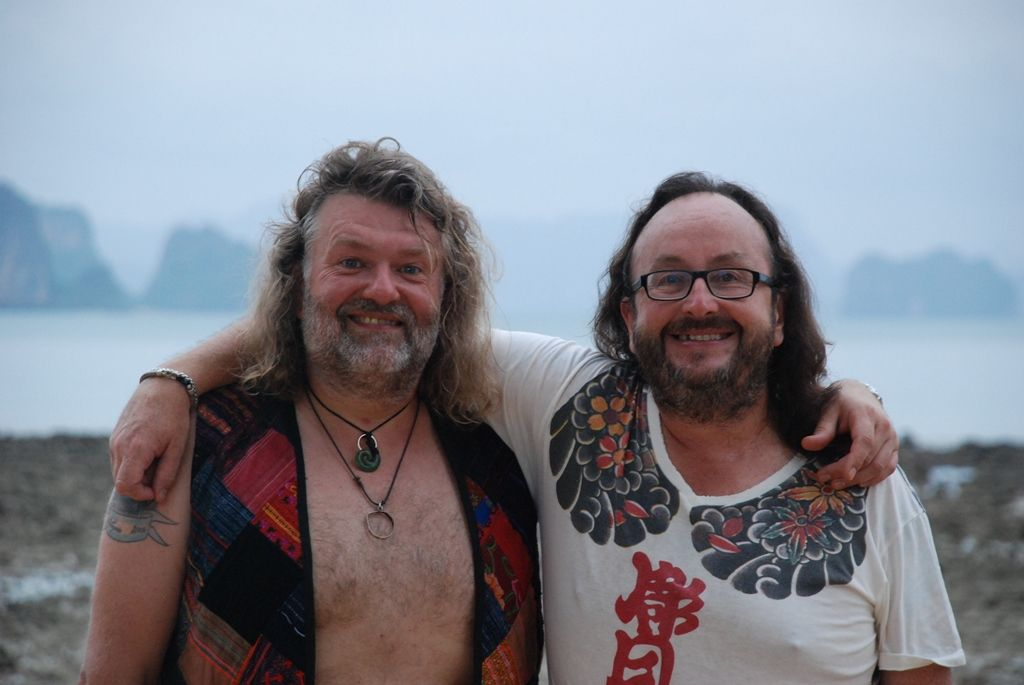 The Hairy Bikers, the Asian Adventure