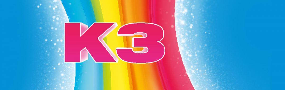 De nieuwe K3 CD: 10.000 luchtballonnen