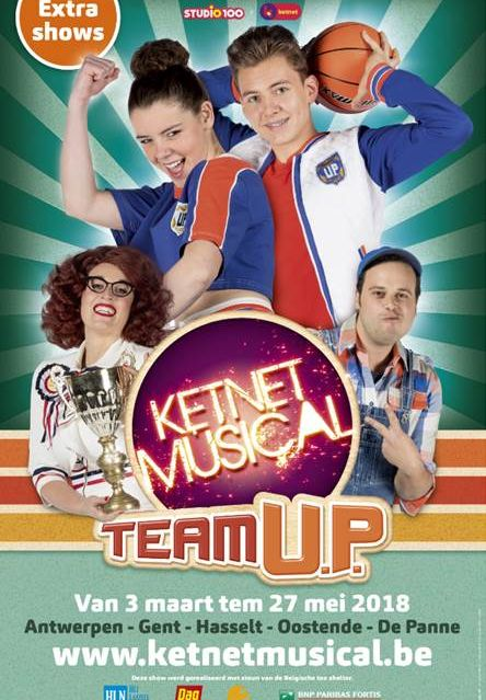 Ketnet Musical: Team U.P.