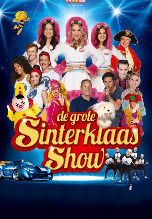 De Grote Sinterklaasshow 2019
