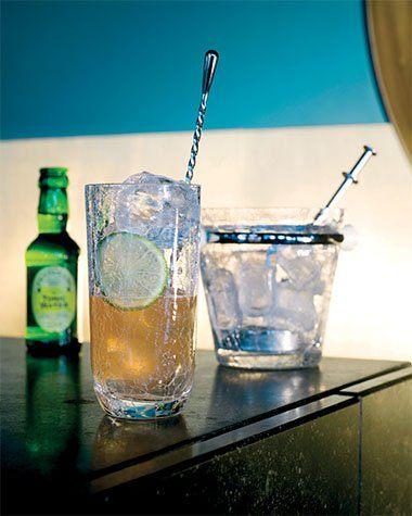 Rio Jockey Club Gin and Tonic