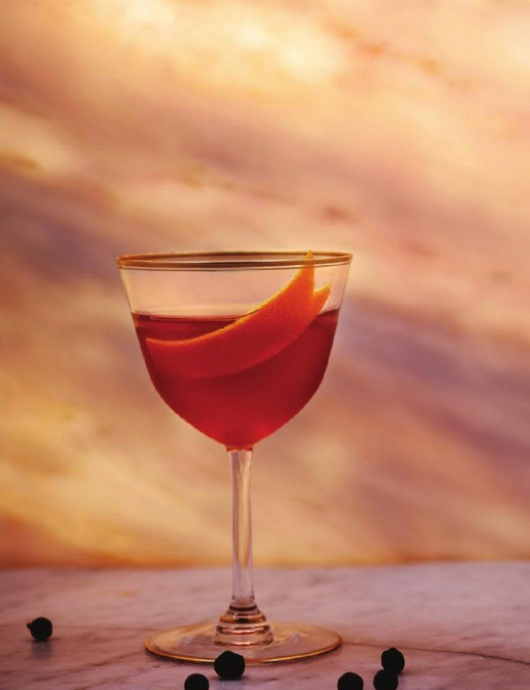 Opera cocktail