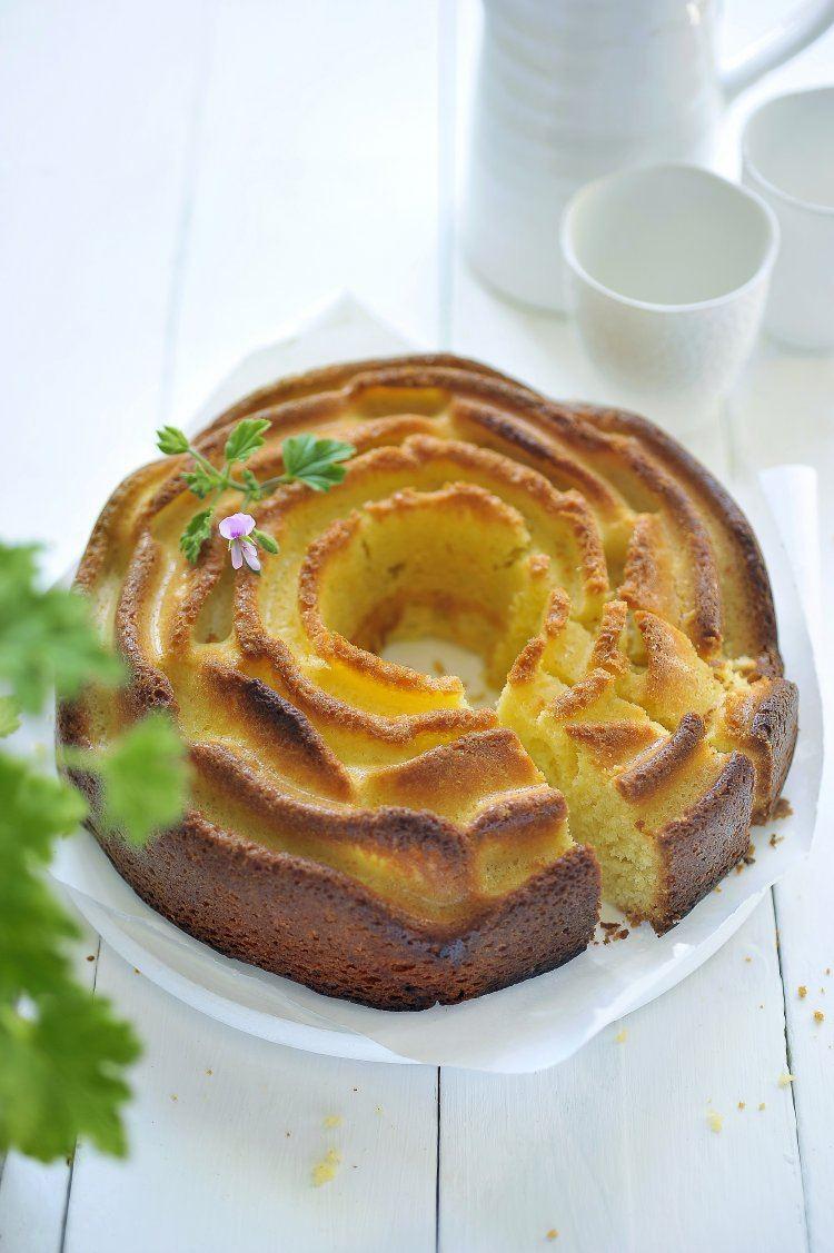 Geraniumcake
