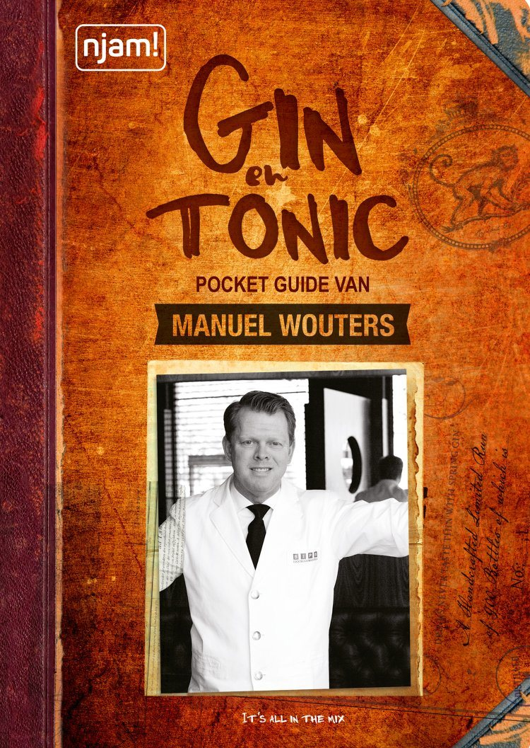 Gin & Tonic Pocket Guide