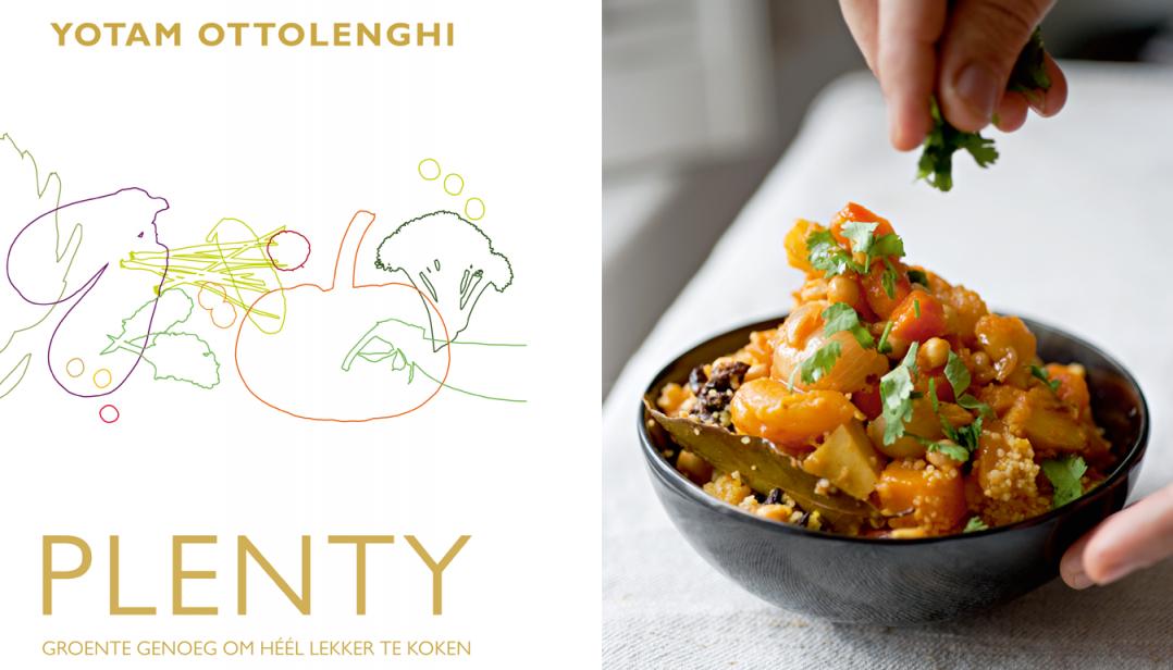 Win een exemplaar van Ottolenghi's kookboek Plenty