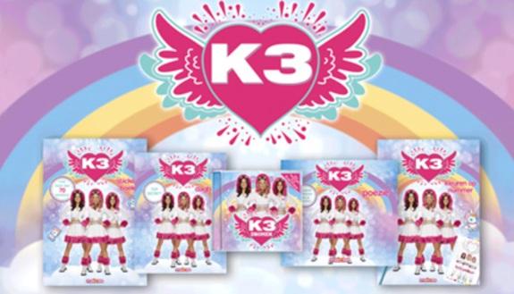 Win een K3 dromen pakket!