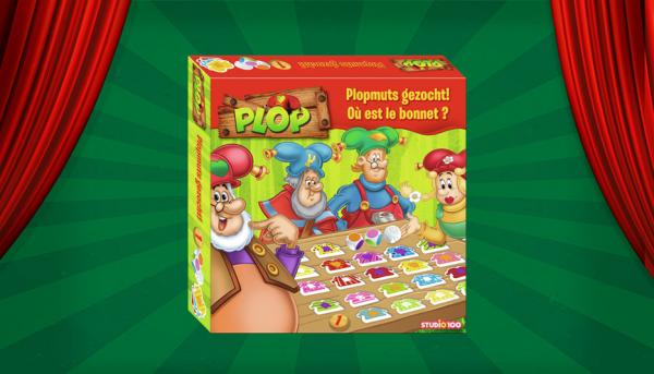 Win een superleuk gezelschapsspel van Kabouter Plop