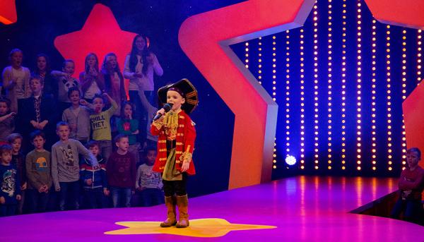 Participe à Super Stars Studio, la nouvelle émission de Studio 100 TV qui révèle les talents belges de demain !