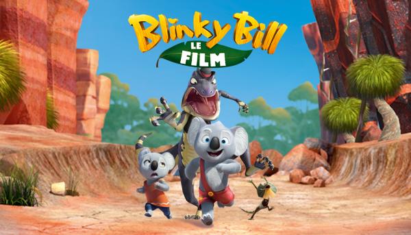 5 raisons d'aller voir Blinky Bill, Le Film
