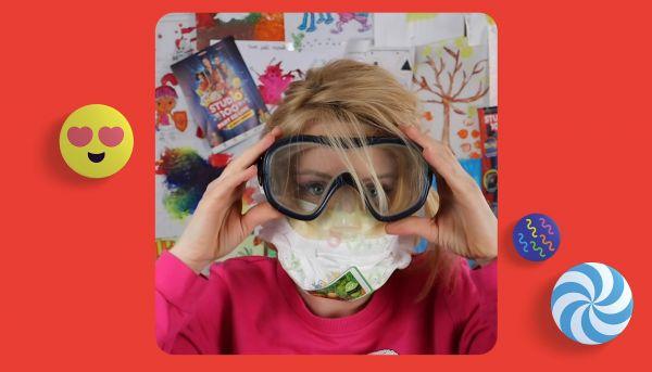 Se confectionner un masque de protection