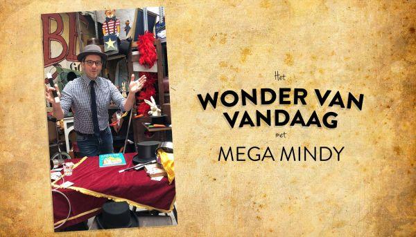 Het wonder van vandaag met Mega Mindy