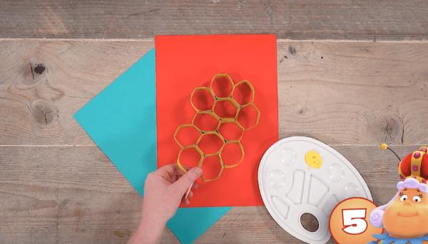 Aflevering 3: Koninklijke honingraat