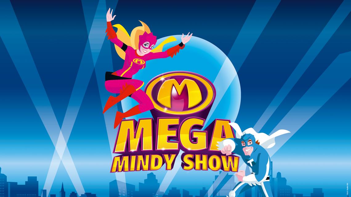 Vanaf volgend jaar maart vliegt Mega Mindy weer naar de Nederlandse theaters.