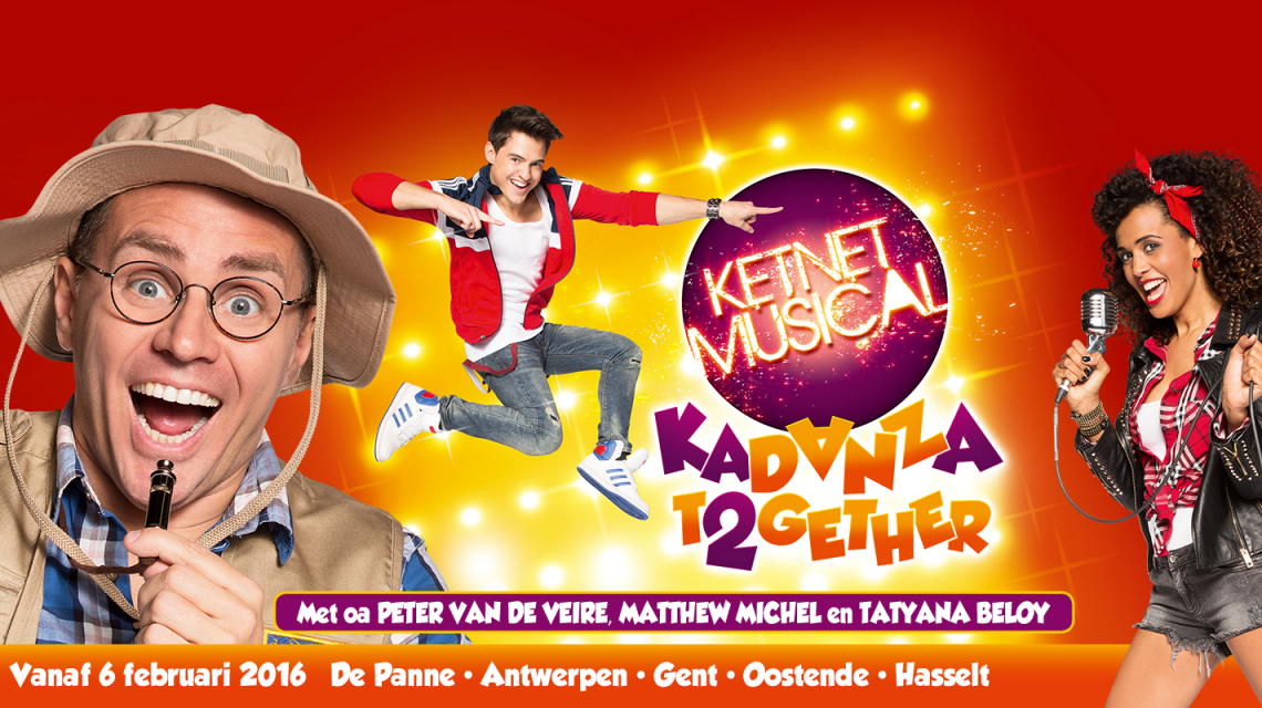 Ketnet Musical: Kadanza Together