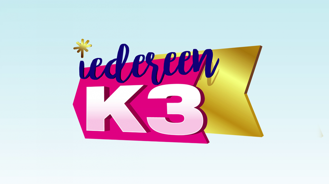 Gloednieuw K3 programma 'Iedereen K3' vanaf 28 augustus op VTMKZOOM!