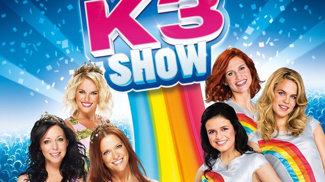 K3 schiet op 28 november een theatertour op gang