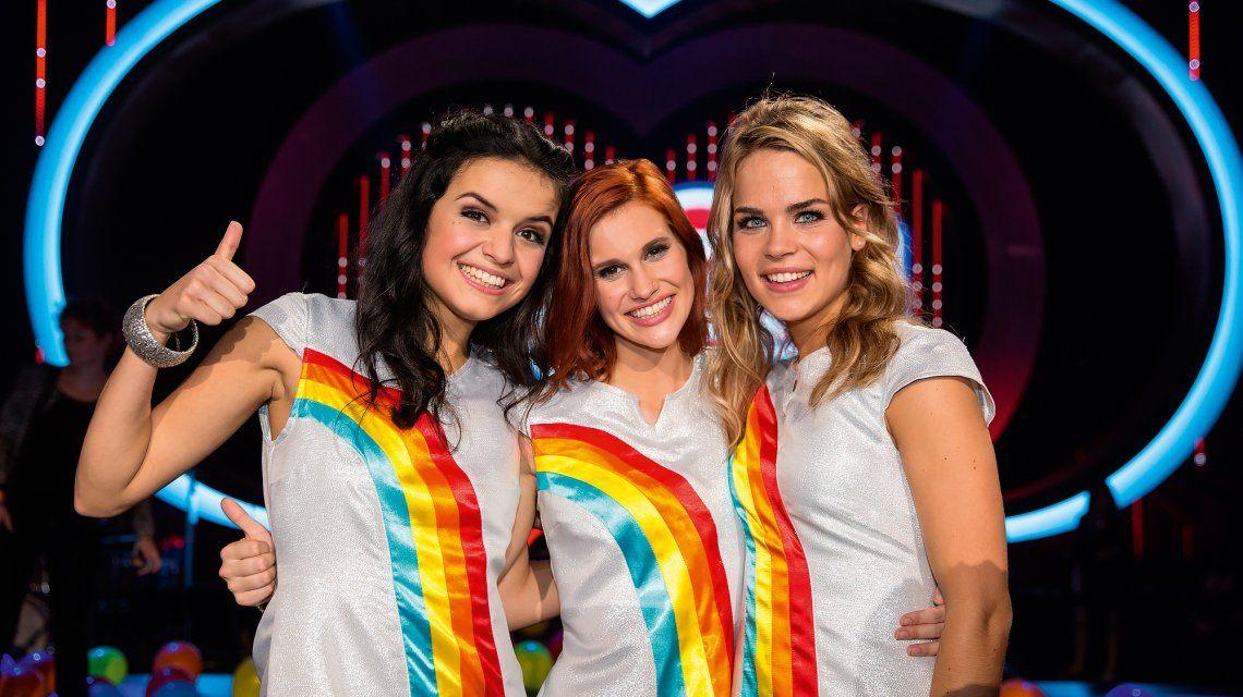 """Vanaf 21 december op Studio100 TV: """" Dit is K3!"""", een kijkje achter de schermen van de kersverse K3!"""