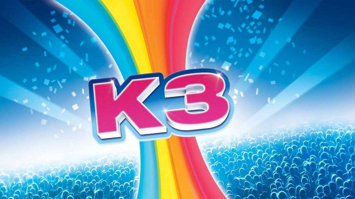 K3 steunt 3FM Serious Request