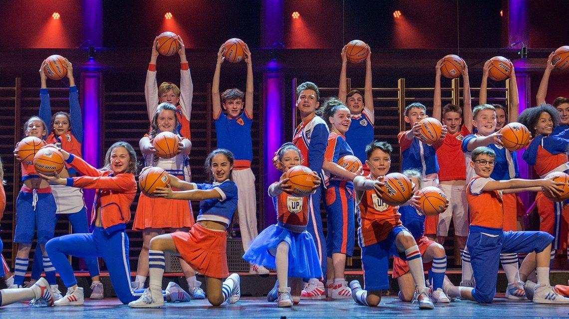 Krachtige première voor Ketnet Musical – Team U.P.!