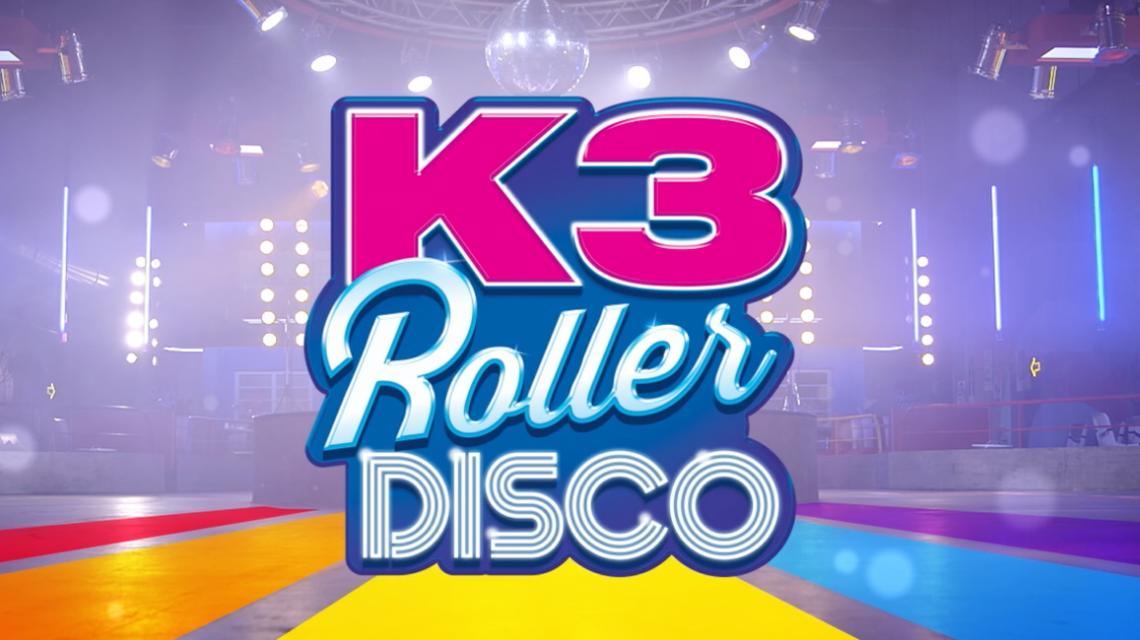 K3 Roller Disco op NPO Zappelin!