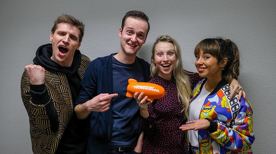 Nachtwacht wint Nickelodeon Kid's Choice Award voor beste jeugdserie Benelux