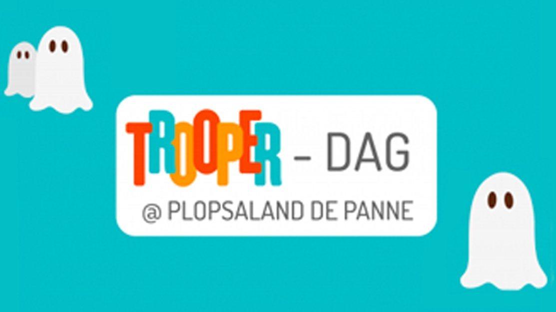 19 oktober is het TROOPERDAG in Plopsaland De Panne.
